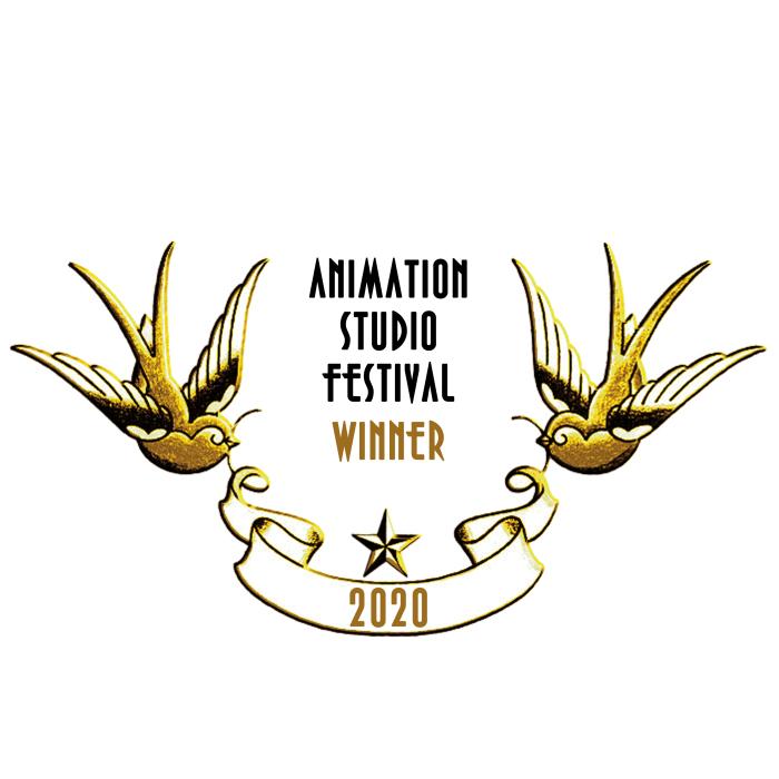 PRIX DU MEILLEUR FILM D'ANIMATION 3D AU FESTIVAL ANIMATION STUDIO à LOS ANGELES
