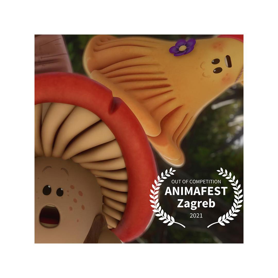 MUSH-MUSH WILL BE AT ANIMAFEST, ZAGREB